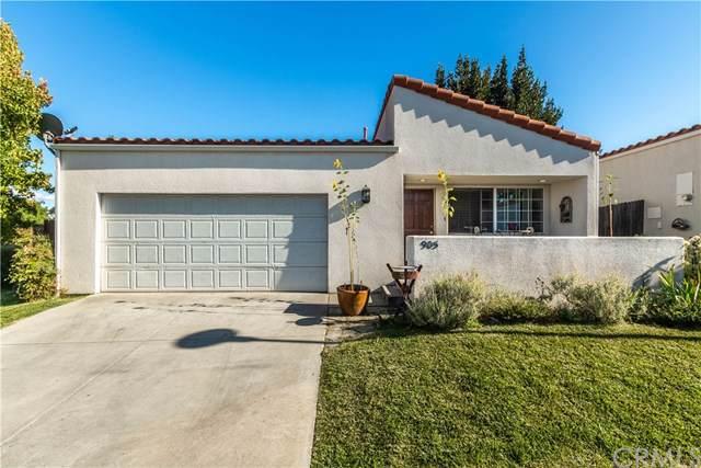 905 Patria Circle, Atascadero, CA 93422 (#301640400) :: Ascent Real Estate, Inc.