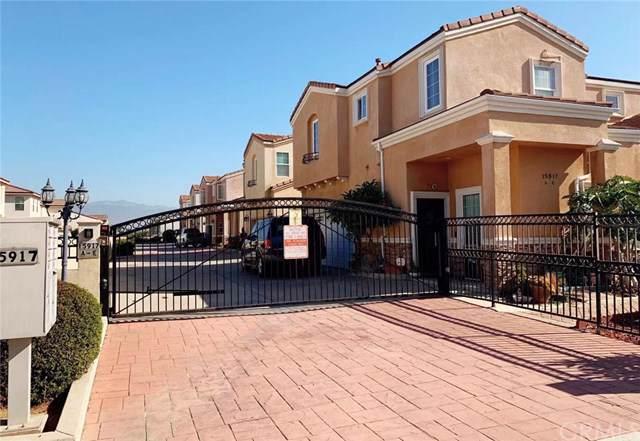 15917 Sierra Vista Court C, La Puente, CA 91744 (#301640797) :: Whissel Realty