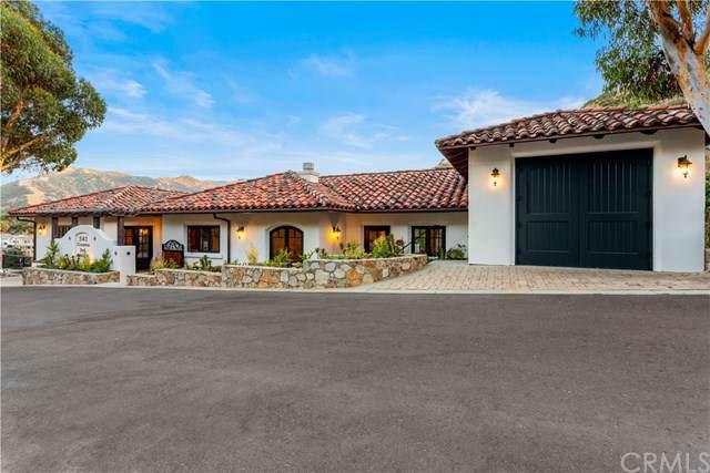 341 Camino Del Monte, Avalon, CA 90704 (#301645828) :: Whissel Realty