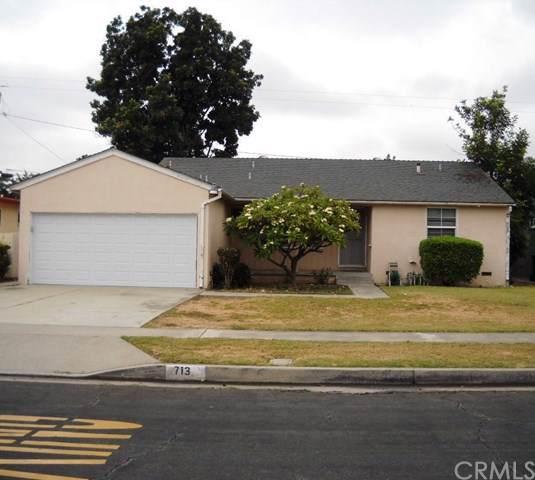 713 S Orchard Avenue, Fullerton, CA 92833 (#301645875) :: Compass