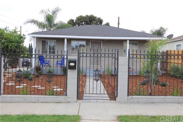 11048 Archwood Street, North Hollywood, CA 91606 (#301647018) :: Whissel Realty