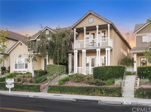 203 S Poplar Avenue, Brea, CA 92821 (#301651007) :: COMPASS