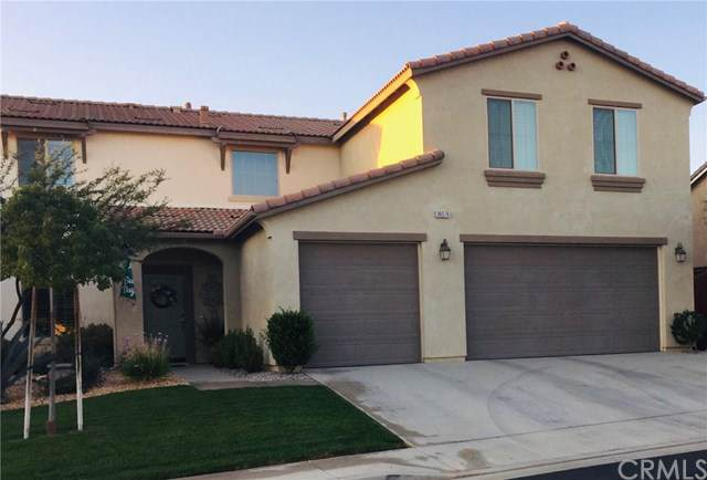 36576 Gallery Lane, Beaumont, CA 92223 (#301652813) :: COMPASS