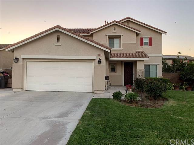 6307 Charolais Court, Eastvale, CA 92880 (#301652952) :: The Yarbrough Group