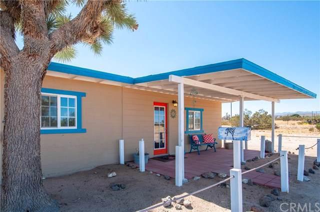 3534 El Dorado Avenue, Yucca Valley, CA 92284 (#301654846) :: Keller Williams - Triolo Realty Group