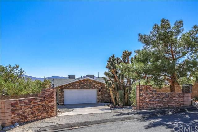 57427 Airway Avenue, Yucca Valley, CA 92284 (#301654901) :: Keller Williams - Triolo Realty Group