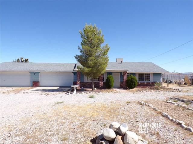 3753 Warren Vista Avenue, Yucca Valley, CA 92284 (#301654935) :: Keller Williams - Triolo Realty Group