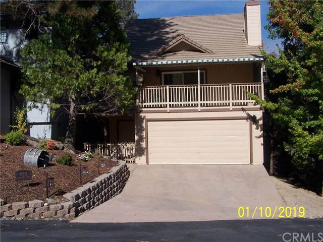 40652 Saddleback Road, Bass Lake, CA 93604 (#301654992) :: Whissel Realty
