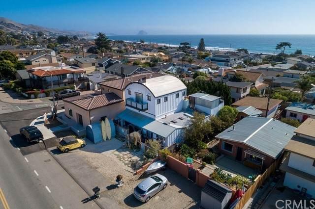 690 S Ocean Avenue, Cayucos, CA 93430 (#301655368) :: Whissel Realty