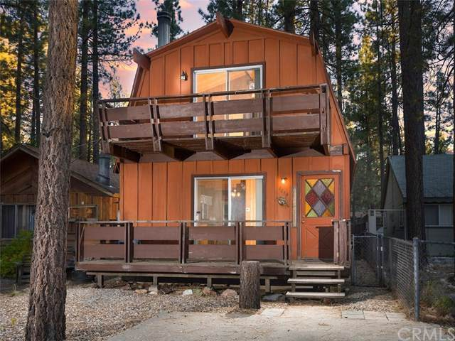 1014 W Sherwood Boulevard, Big Bear, CA 92314 (#301657234) :: Keller Williams - Triolo Realty Group