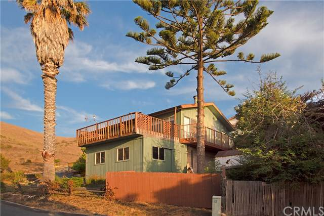 3400 Gilbert Avenue, Cayucos, CA 93430 (#301658333) :: Whissel Realty