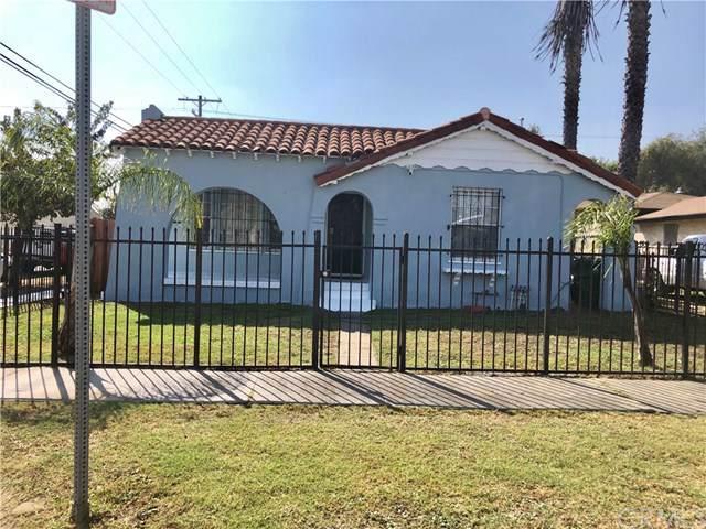 600 W 104th Pl, Los Angeles, CA 90044 (#301659829) :: Dannecker & Associates