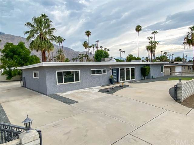 1331 S Sunrise Way, Palm Springs, CA 92264 (#301660348) :: Whissel Realty