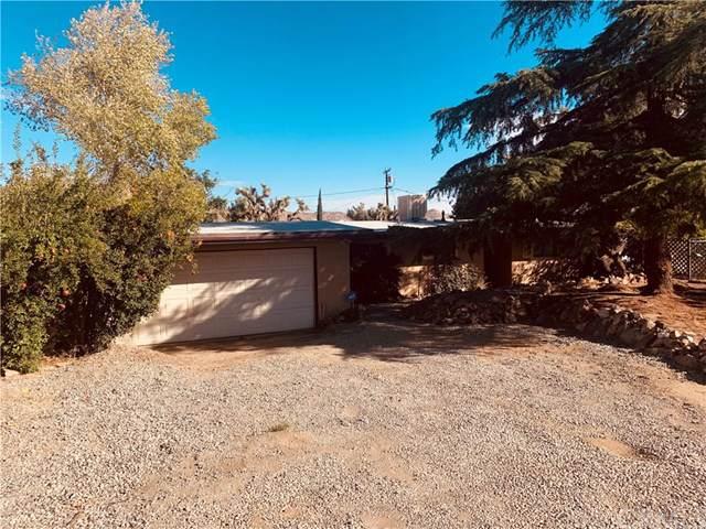 56424 Onaga, Yucca Valley, CA 92284 (#301660985) :: Keller Williams - Triolo Realty Group