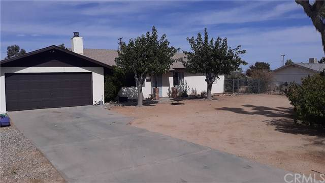 58438 Pimlico Street, Yucca Valley, CA 92284 (#301661291) :: Keller Williams - Triolo Realty Group