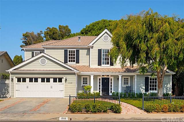 1948 Port Seabourne Way, Newport Beach, CA 92660 (#301661336) :: Compass