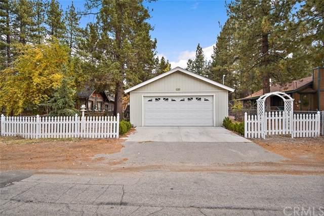 1132 W Sherwood Boulevard, Big Bear, CA 92314 (#301661368) :: Keller Williams - Triolo Realty Group