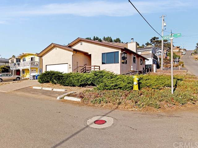 2797 Orville Avenue, Cayucos, CA 93430 (#301661689) :: Whissel Realty