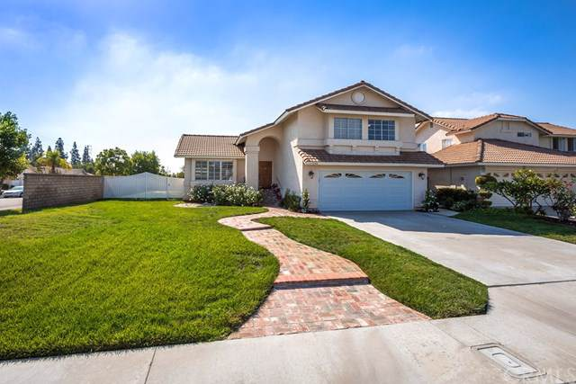 17290 Orange Blossom Lane, Yorba Linda, CA 92886 (#301662075) :: Compass