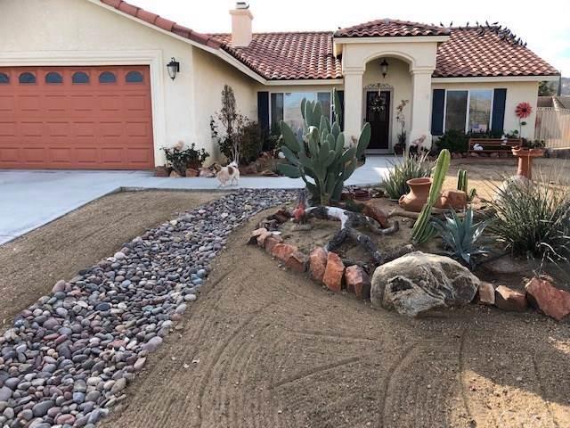 56735 Navajo, Yucca Valley, CA 92284 (#301662257) :: Keller Williams - Triolo Realty Group