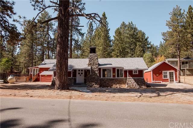 854 Cienega Road, Big Bear, CA 92315 (#301663653) :: Compass