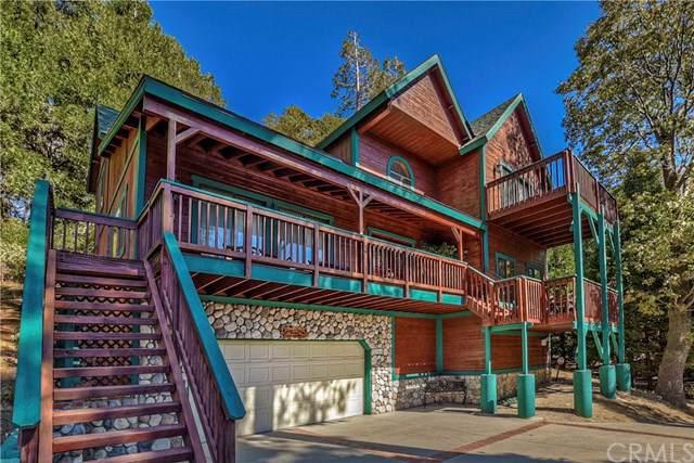 27564 Cedarwood Drive, Lake Arrowhead, CA 92352 (#301663906) :: Compass
