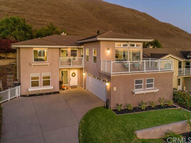 172 Foothill Road, Pismo Beach, CA 93449 (#301664016) :: Whissel Realty