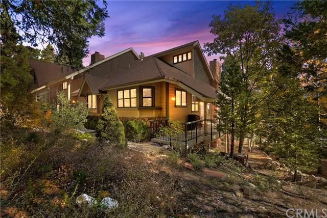 27541 Sugar Pine Drive, Lake Arrowhead, CA 92352 (#301664086) :: Compass