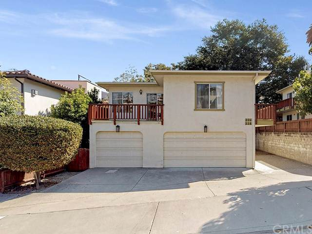 226 Laurel Street, Avila Beach, CA 93424 (#301664445) :: Whissel Realty