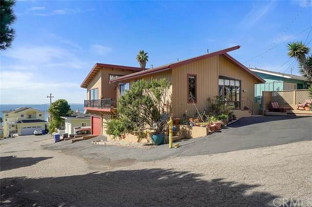 3498 Gilbert Avenue, Cayucos, CA 93430 (#301665318) :: Whissel Realty