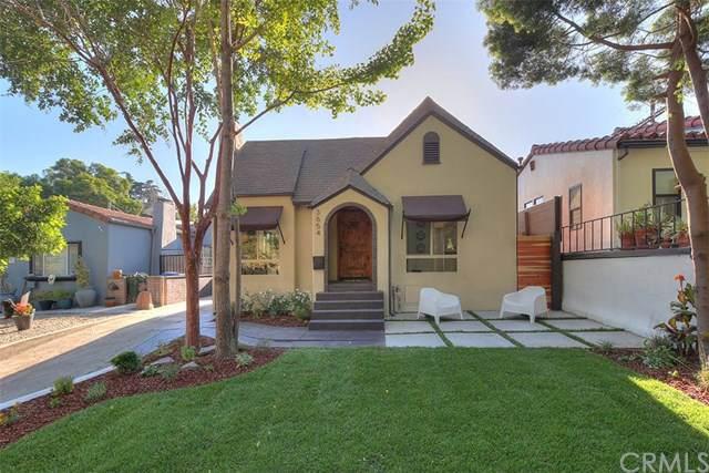 3654 Glenfeliz Boulevard, Atwater Village, CA 90039 (#301666696) :: Whissel Realty