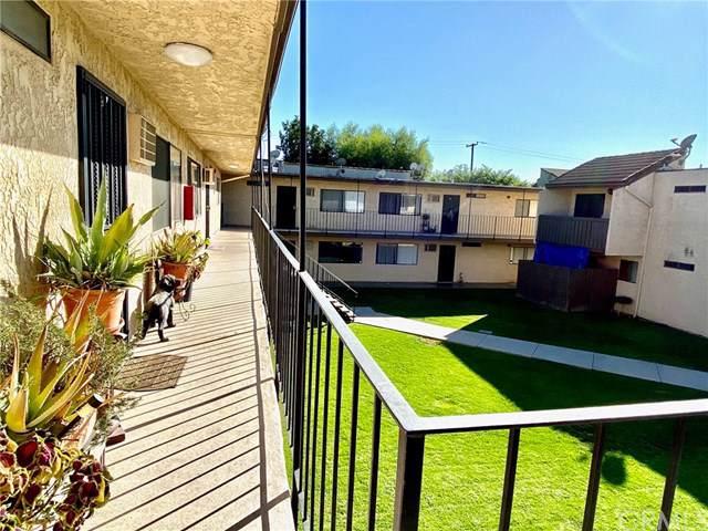 15351 Orange Avenue #28, Paramount, CA 90723 (#301667243) :: Whissel Realty