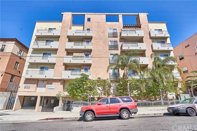 980 S Oxford Avenue #103, Los Angeles, CA 90006 (#301667718) :: Whissel Realty