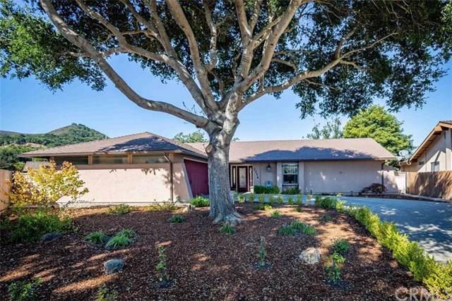 1736 Royal Court, San Luis Obispo, CA 93405 (#301668143) :: Whissel Realty