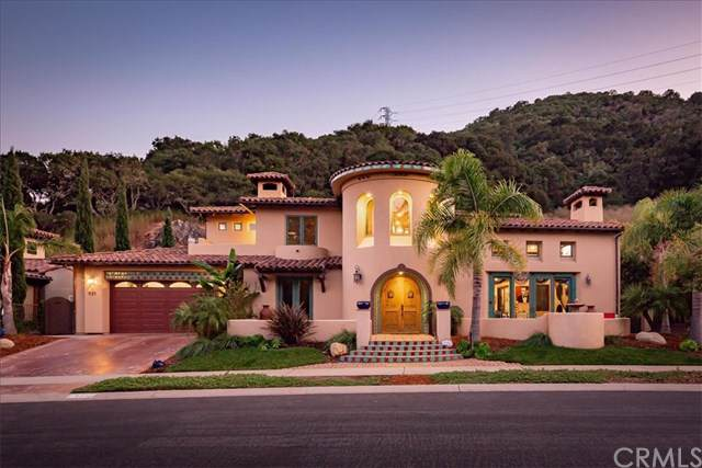 921 Isabella Way, San Luis Obispo, CA 93405 (#301690448) :: Whissel Realty