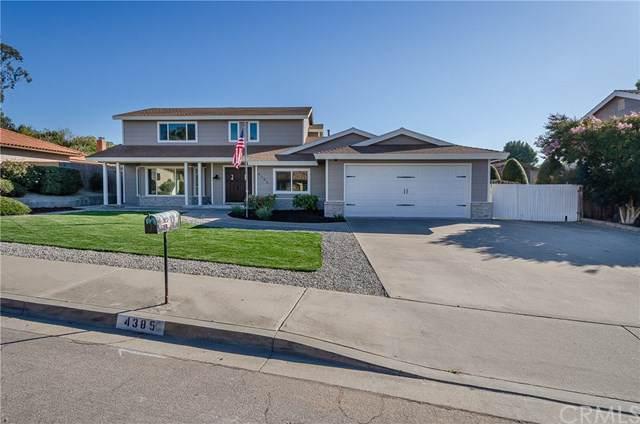 4385 Countrywood Drive, Santa Maria, CA 93455 (#301691186) :: Whissel Realty