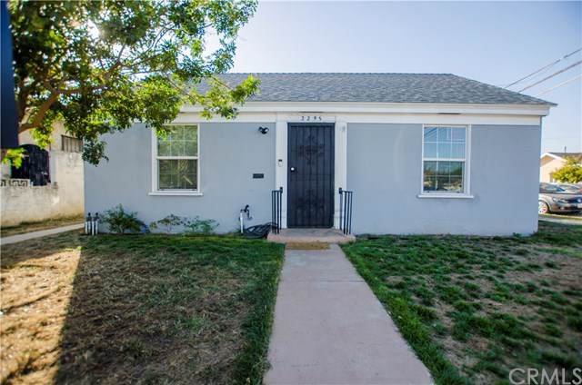 2295 Olive Avenue, Long Beach, CA 90806 (#301691679) :: Whissel Realty