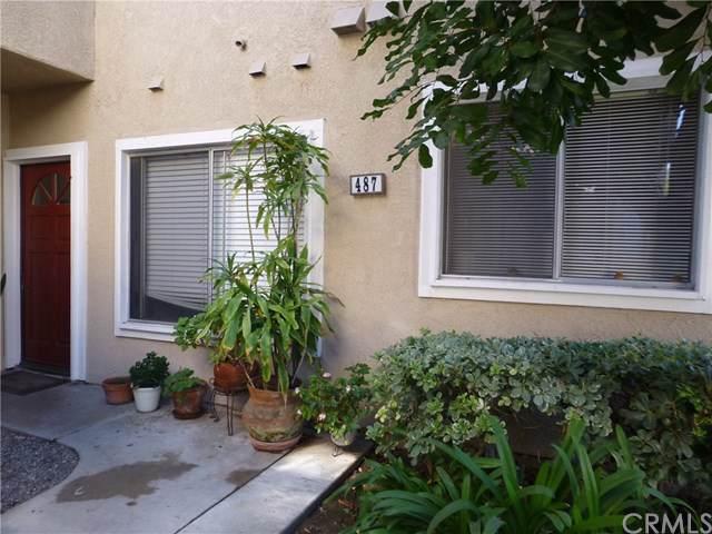 487 Springbrook #91, Irvine, CA 92614 (#301692552) :: Whissel Realty