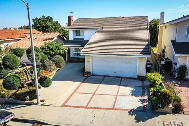 312 Lois Lane, San Pedro, CA 90732 (#301692950) :: Whissel Realty