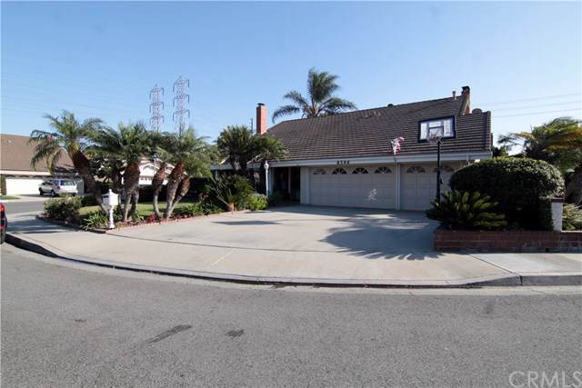 8596 Boatbill Circle, Fountain Valley, CA 92708 (#301693366) :: Whissel Realty