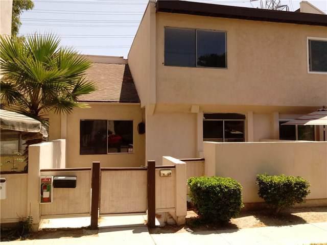 16710 Orange Avenue K57, Paramount, CA 90723 (#301693508) :: Whissel Realty