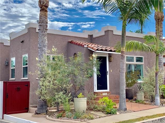 328 N Eliot Lane, Long Beach, CA 90814 (#301693841) :: Whissel Realty