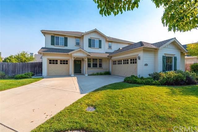 1660 Spooner Drive, San Luis Obispo, CA 93405 (#301694093) :: Whissel Realty