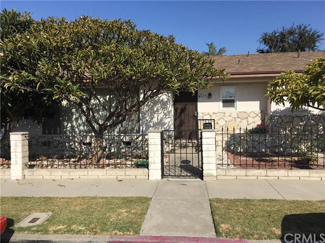 8125 70th Street, Paramount, CA 90723 (#301694790) :: Whissel Realty
