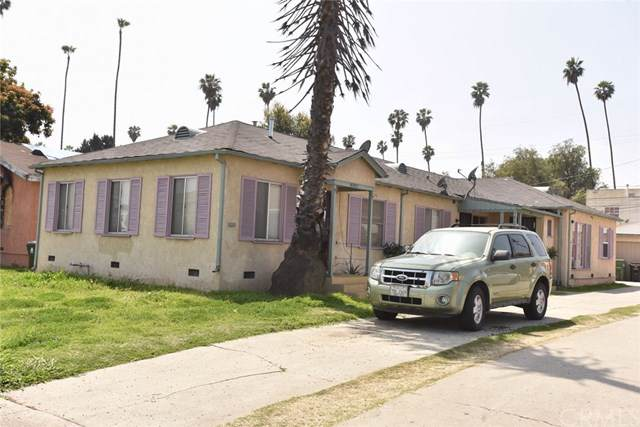 4183 2nd Avenue, Los Angeles, CA 90008 (#301736195) :: Whissel Realty