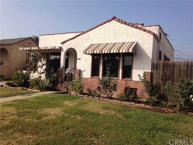 7015 4 Avenue, Los Angeles, CA 90043 (#301739393) :: Whissel Realty