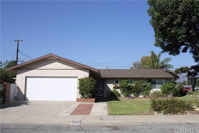 263 Golden Carriage Lane, Pomona, CA 91767 (#301739561) :: Cay, Carly & Patrick | Keller Williams