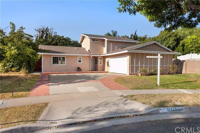 16643 Cedar Circle, Fountain Valley, CA 92708 (#301742758) :: Whissel Realty