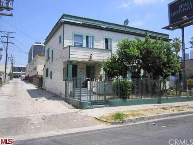 1615 W 11th Street, Los Angeles, CA 90015 (#301746105) :: Whissel Realty