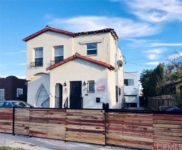 2518 S Harcourt Avenue, Los Angeles, CA 90016 (#301749035) :: Whissel Realty